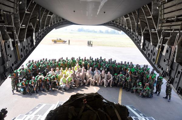 Estados Unidos, África y un nuevo siglo de guerra