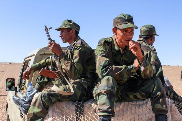 Sahara 12 de octubre minas 3