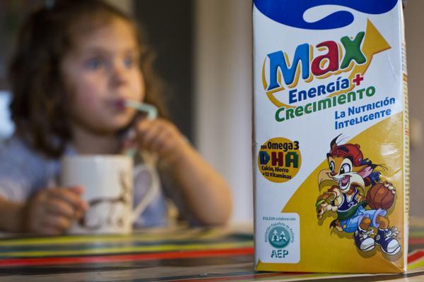 Alimentos Infantiles AEP 2