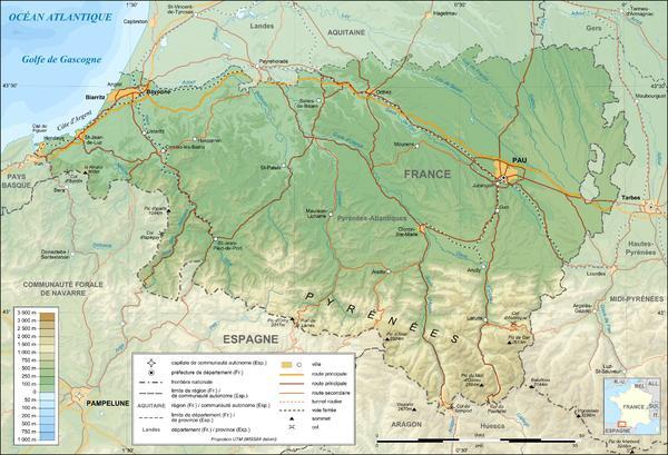 Departamento de Bajos Pirineos