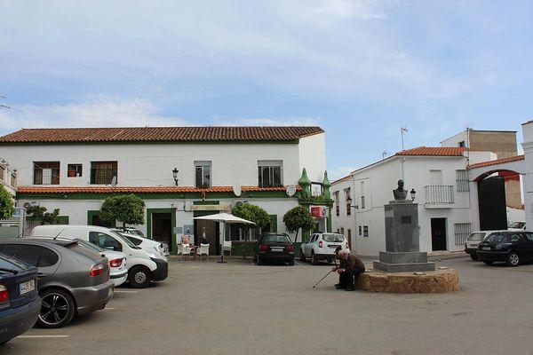 Plaza de Miguel Sesmero
