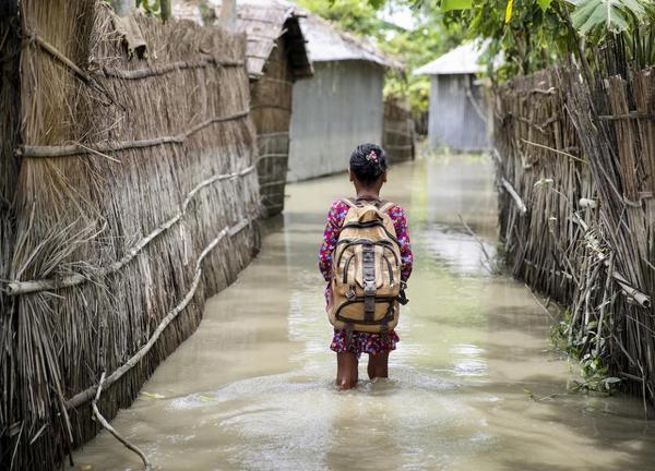 Cambio climático bangladesh