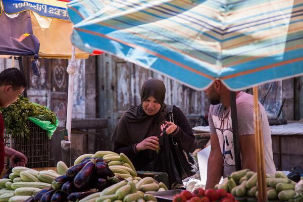 Economía en Palestina 4