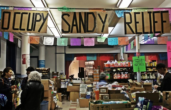 Occupy Sandy