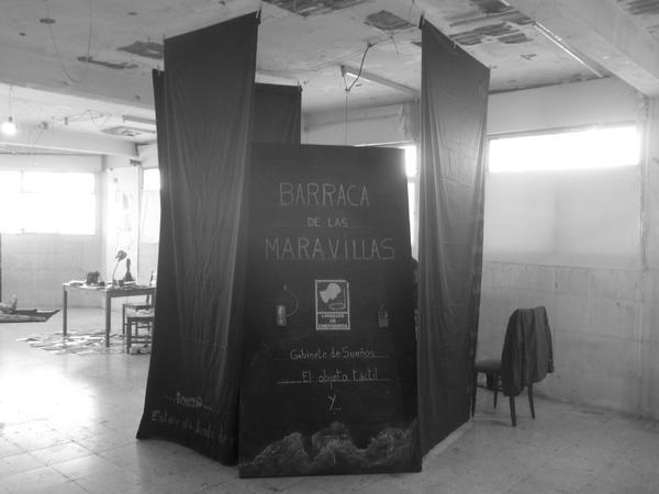 Barraca del Grupo Surrealista de Madrid