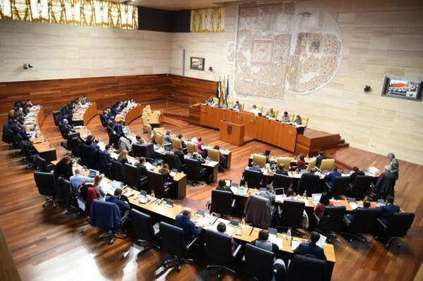 Presupuestos generales Extremadura
