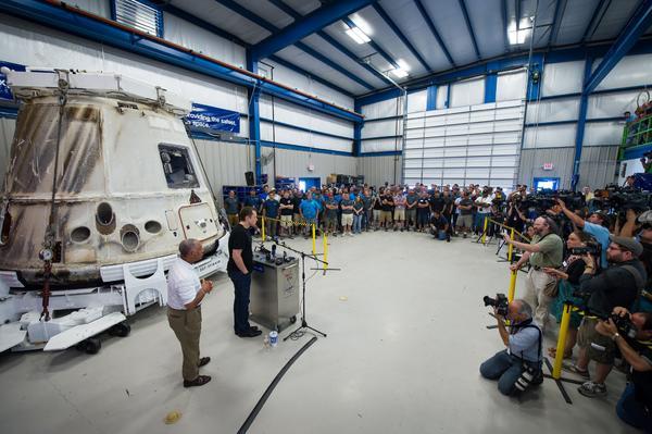 NASA - Elon Musk