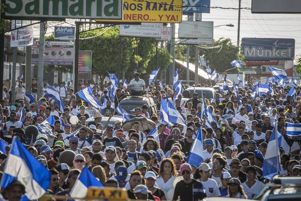 Upoli Nicaragua, movimiento estudiantil