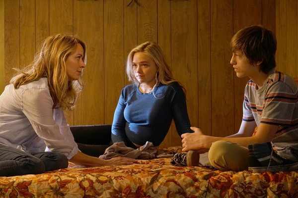 Kate, Lauren y Andy, protagonistas de The Gifted