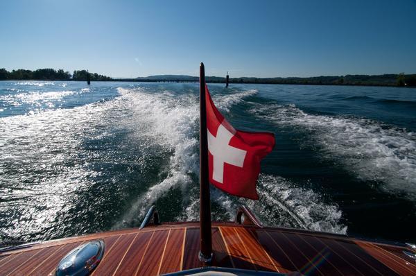 Suiza Bandera