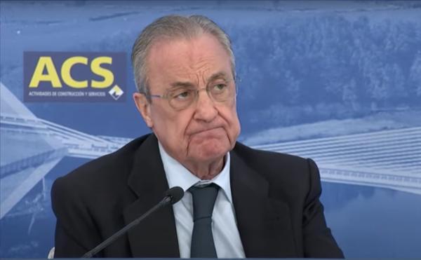Florentino Pérez ACS Junta 2021