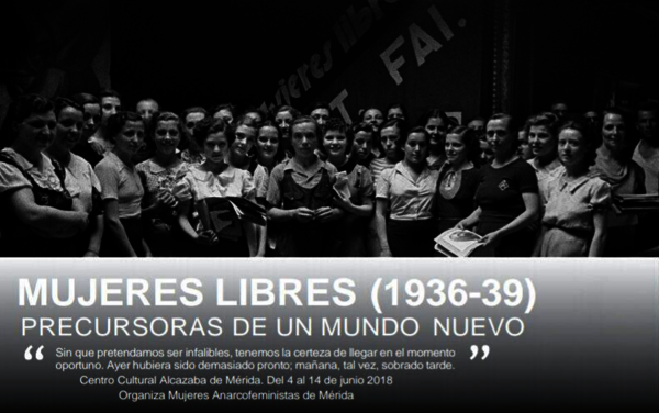 Mujeres Libres Expo