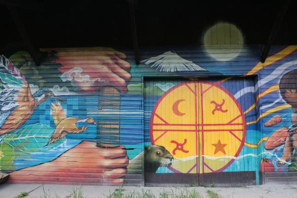 Mural Trafikintuwe I