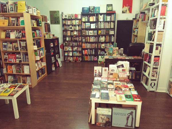 Librería Eleutheria, Madrid