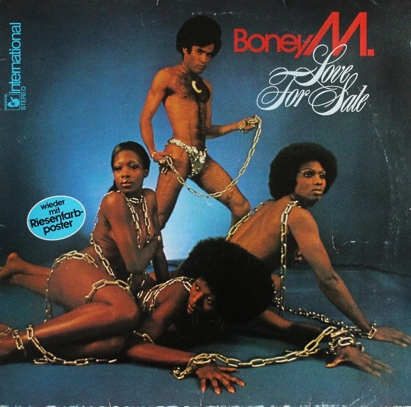 Love for sale. Boney M, 1977