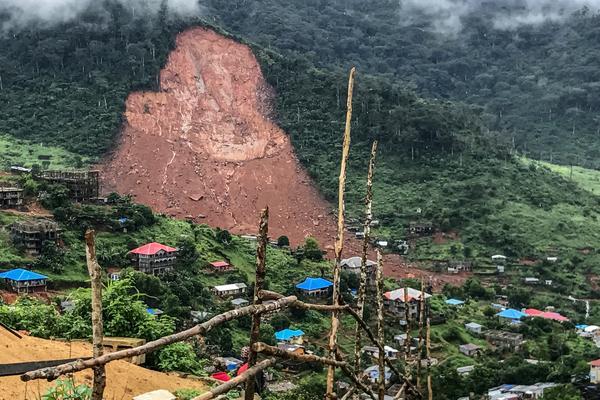 Sierra Leona Freetown 2017 El Salto 53