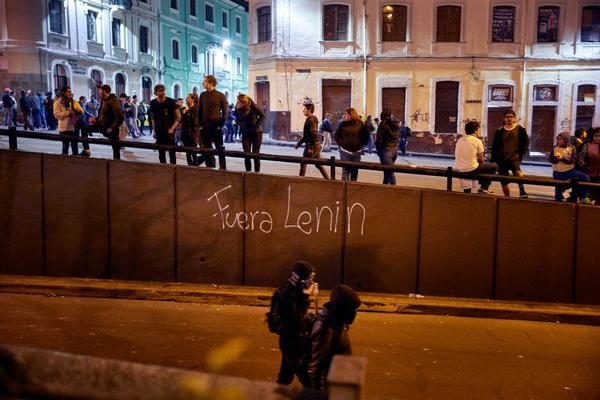 Fuera Lenin Ecuador
