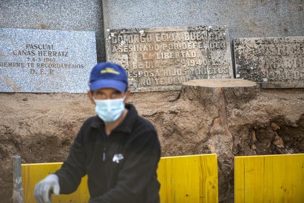 Exhumación en Guadalajara de una veintena de fusilados - 4