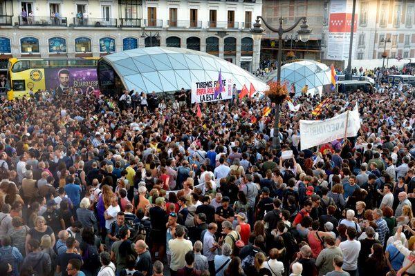 Referéndum Puerta del Sol