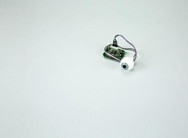 ojo robot
