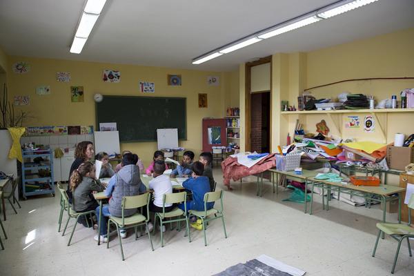 Educación colegio primaria