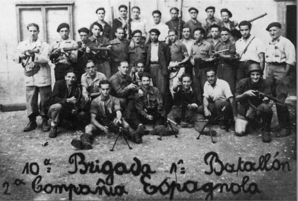 Xª Brigada guerrillera