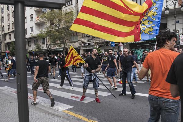 Extrema derecha en Valencia
