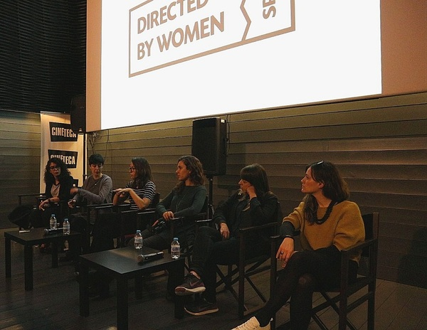 Presentacion de Directed by Women 2018