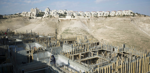 Asentamientos Palestina