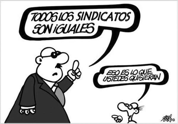 sindicatos forges