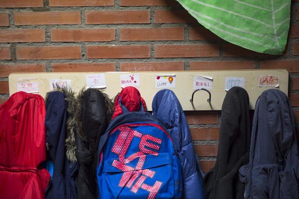 Mochila Colegio Educación