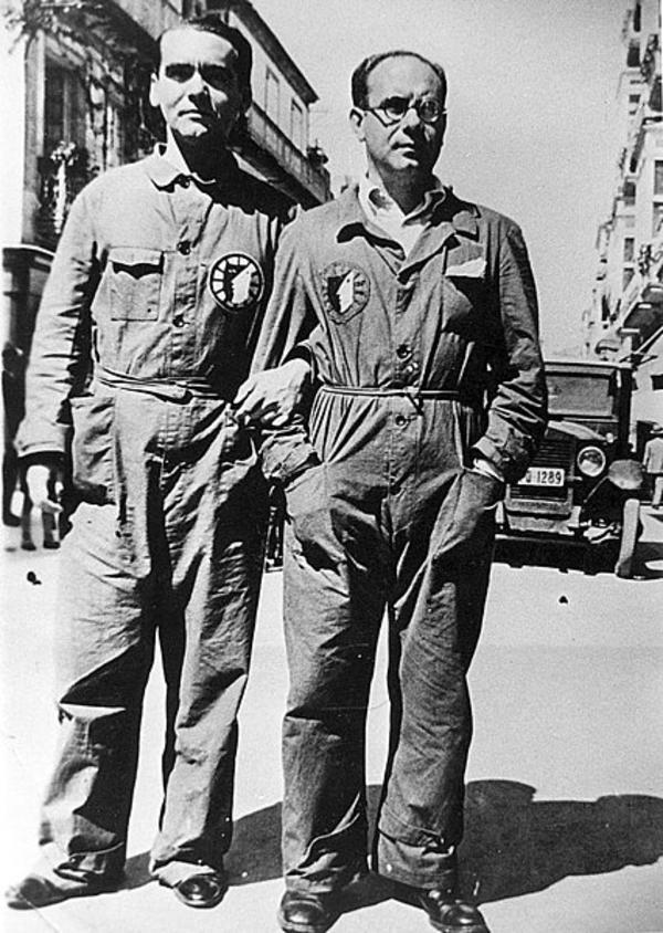 Federico García Lorca y Ugarte La Barraca