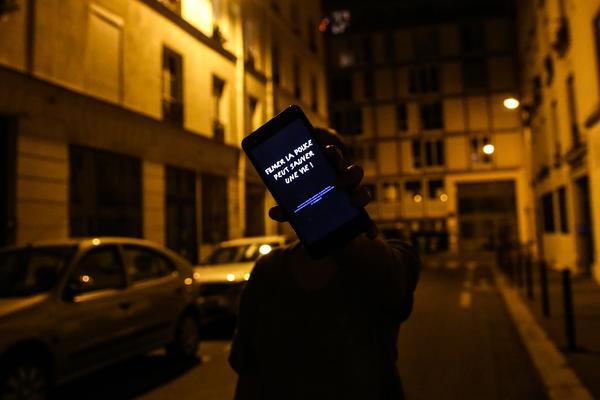 Francia Aplicación Móvil Abusos Policía