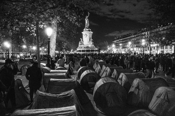 Protestas Francia ley mordaza