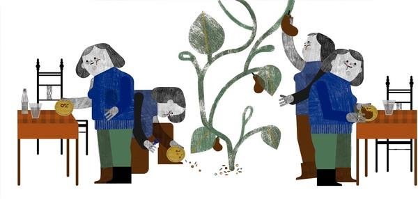 Soberanía Alimentaria ilustración
