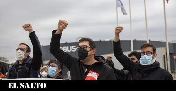 El Gobierno blinda la visita del Rey y de Pedro Sánchez a la planta de Airbus en Getafe