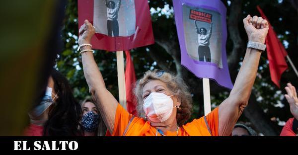 El frente judicial amenaza los principales avances del movimiento de vivienda